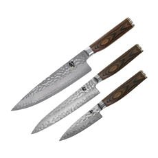 Premier 3pc Knife Set