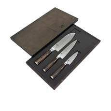 Premier 3pc Santoku Knife Set