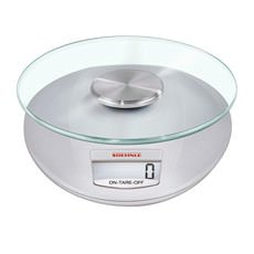 Roma Digital Scale 5kg Silver