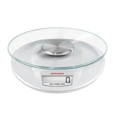 Soehnle Roma Digital Kitchen Scale 5kg White