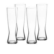 Beer Classics Tall Pilsner Set of 4