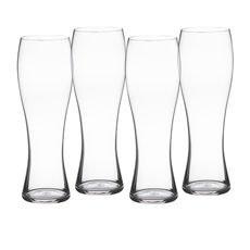 Spiegelau Beer Classics Wheat Beer <b>Glass</b> Set of 4