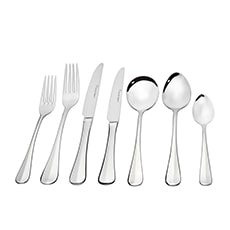 Stanley Rogers Baguette 42pc <b>Cutlery</b> Set