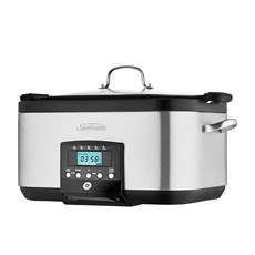 SecretChef Sear and Slow Cooker  5.5L