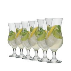 Symphony Brim 6pc Cocktail Glass 460ml Set
