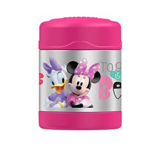 Thermos Funtainer Insulated Food <b>Jar</b> 290ml Disney Minnie Mouse