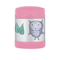 Thermos Funtainer Insulated Food <b>Jar</b> 290ml Owl