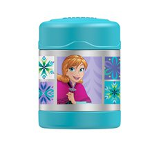 Thermos Funtainer Insulated Food <b>Jar</b> 290ml Disney Frozen