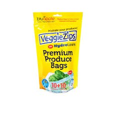 Bluapple VeggieZips 10 Pack