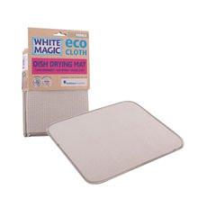 Eco Cloth Dish Drying Mat Pebble