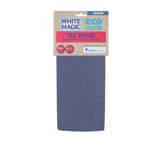 Eco Cloth Tea Towel Denim