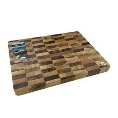Wiltshire Chequered <b>End Grain</b> Cutting <b>Board</b>