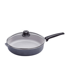 Woll Saphir Lite Saute <b>Pan</b> with Lid 32cm