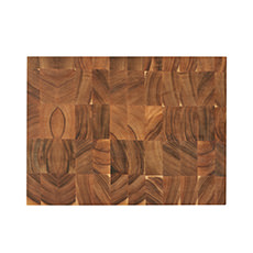 Wolstead Bonn End Grain <b>Chopping Board</b> 30x40x3cm