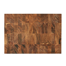 Wolstead Bonn End Grain <b>Chopping Board</b> 35x50x6cm