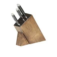 <b>Yaxell</b> Mon 4pc <b>Knife Block</b> Set