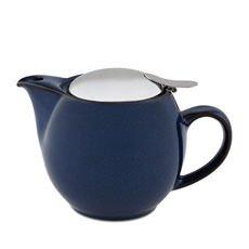 Teapot 450ml Jeans Blue
