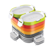 Zoku Neat Stack <b>Lunch Container</b> Set 11pc
