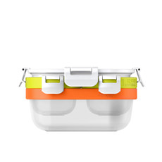 Zoku Neat Stack <b>Lunch Container</b> Set 7pc