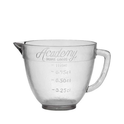 Academy Hemingway Glass Mixing Bowl