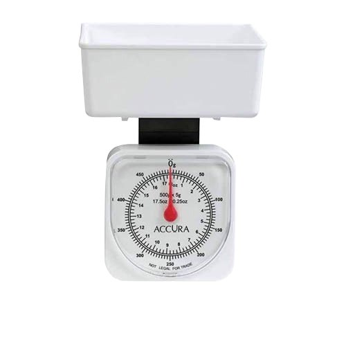 Accura Virgo Mechanical Diet Scale 500g/5g