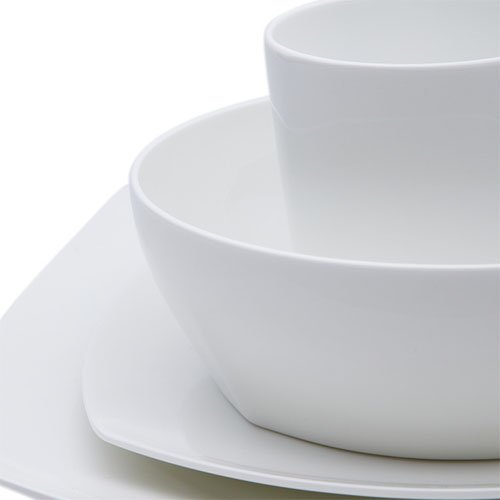 details about alex liddy ayano square dinner set 16pc