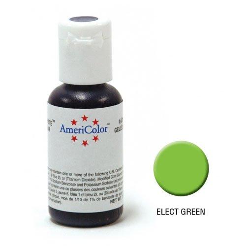 Americolor Soft Gel Paste Electric Green