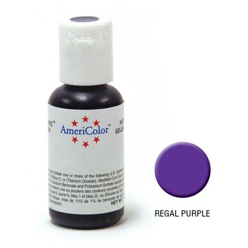 AmeriColor Soft Gel Paste Regal Purple