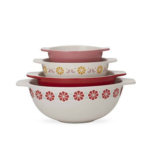 Anna Gare Peggy Mixing/Serving Bowls Set of 4
