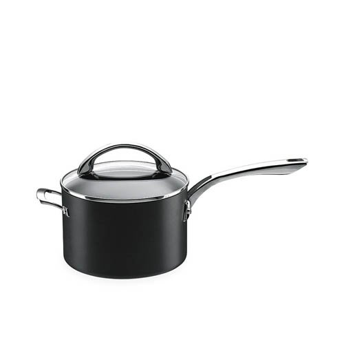 Anolon Hard Anodised Covered Saucepan 3.8L