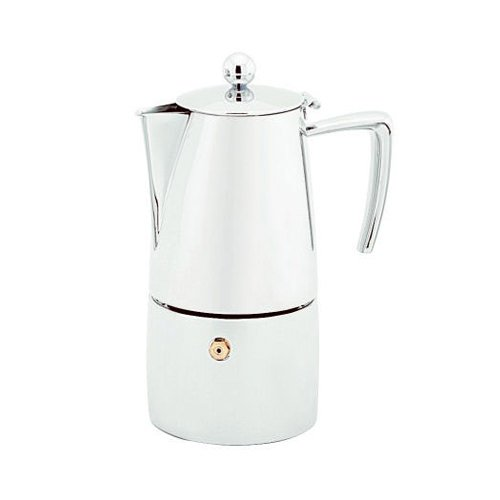 Avanti Art Deco Espresso Maker 4 Cup - Fast Shipping