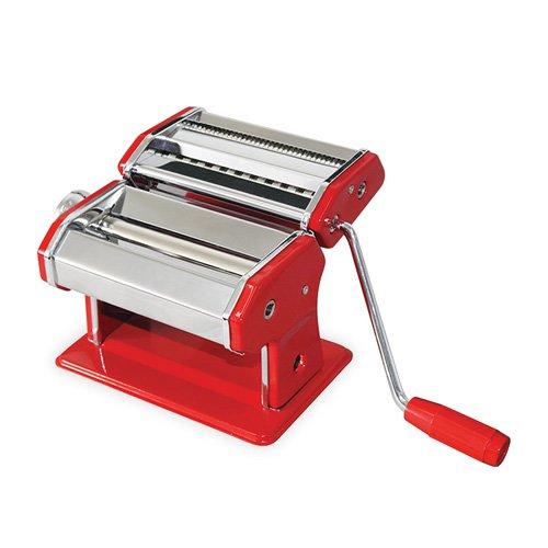 Avanti Pasta Making Machine Red