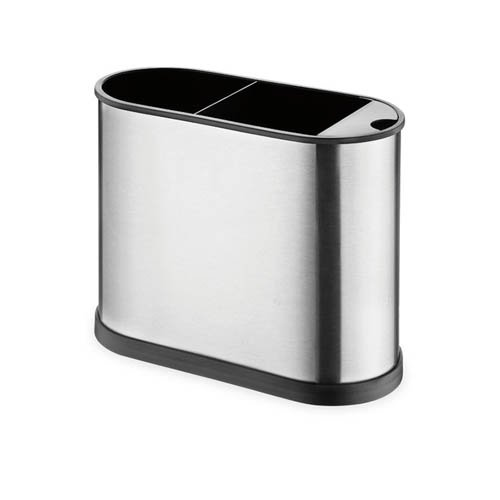 Avanti Stainless Steel Slimline Utensil Holder