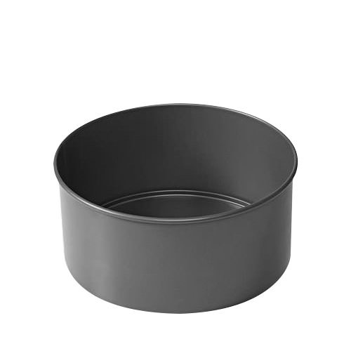 Baker's Secret Deep Round Loose Base Cake Pan 20.4x9.6cm