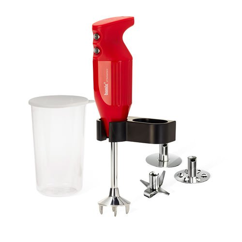 Bamix Mono Blender 140W Red
