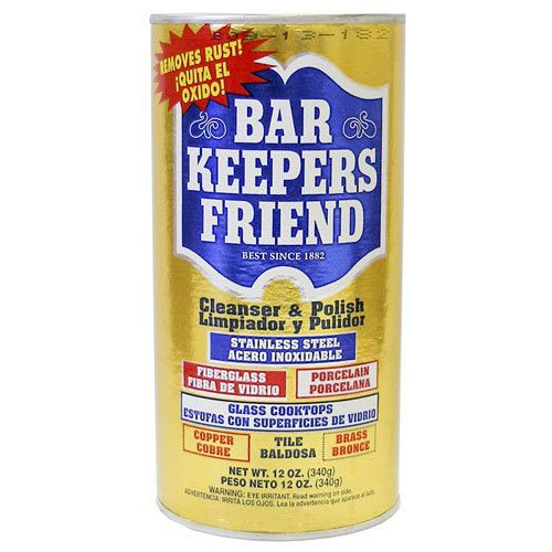 Bar Keepers Friend Cleanser 340g (2pcs)