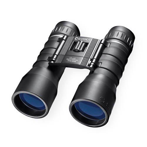 Barska Lucid View 10x42 Compact Roof Binoculars