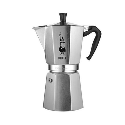 Bialetti Moka Express Stovetop Espresso Maker 12 Cup