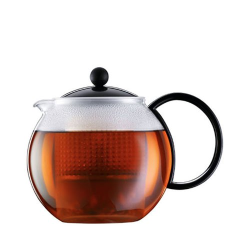 Bodum Assam Tea Press 1L Black