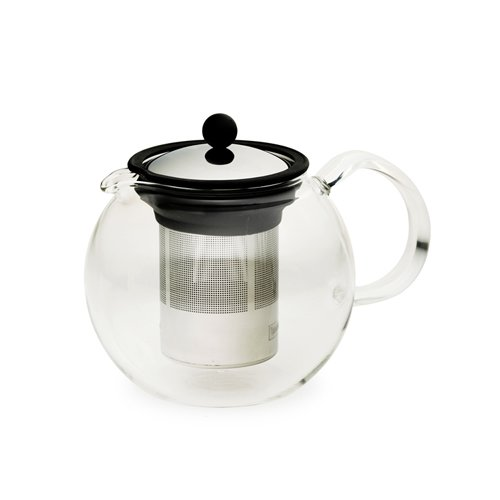 bodum assam tea press 1l s s filter on sale now. Black Bedroom Furniture Sets. Home Design Ideas