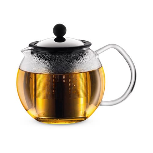 Bodum Assam Tea Press 500ml Cup S/S Filter