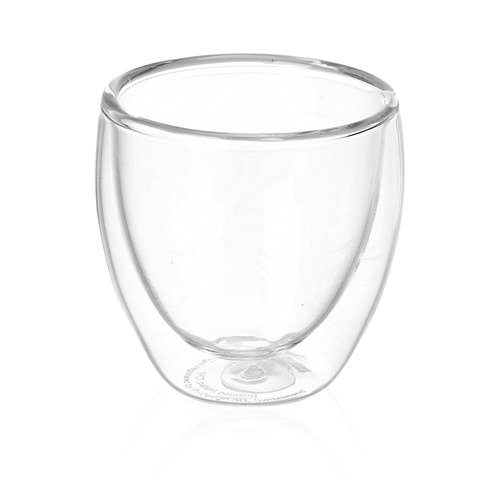 double walled glasses bodum pavina 2pc wall glasses 80ml on now 10769