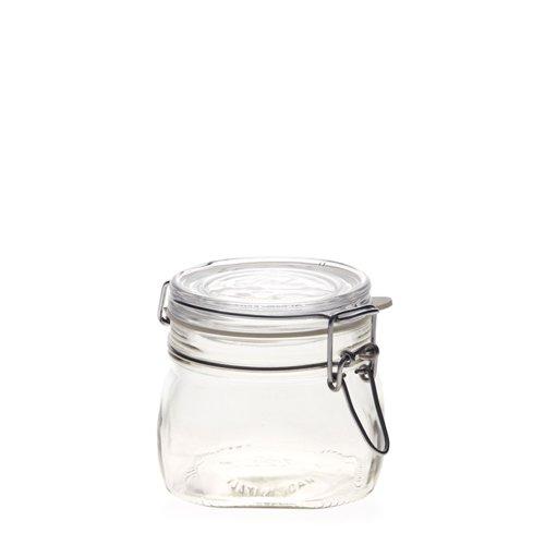 Bormioli Rocco Fido Jar Herm 0.5L