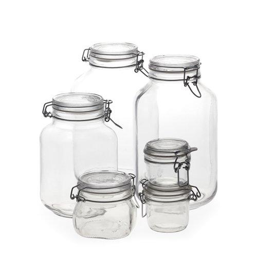 Bormioli Rocco Fido Jar Herm 5L