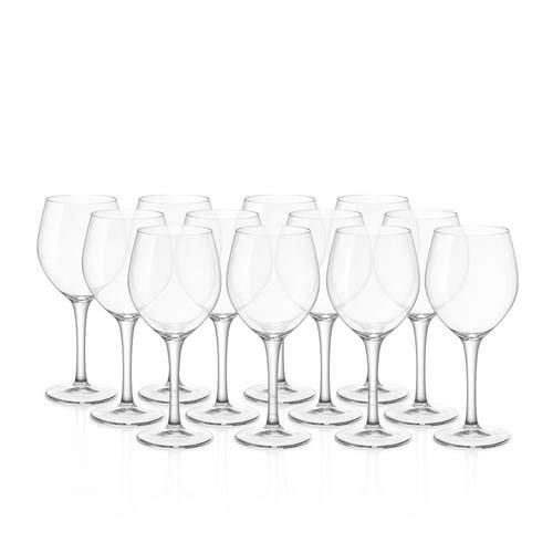 Bormioli Rocco Kalix Wine Glass 340ml Set of 12