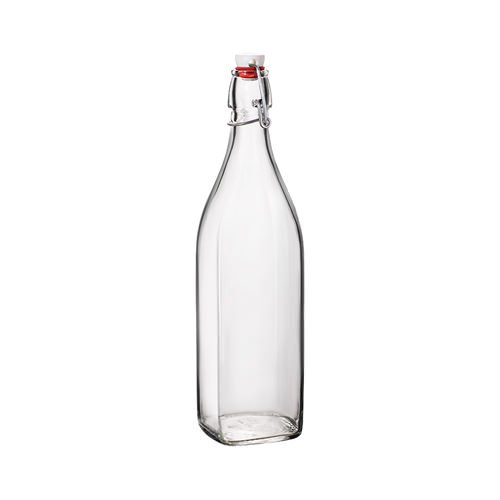 Bormioli Rocco Swing Top Glass Bottle 1L