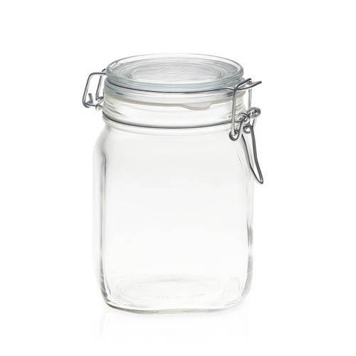 Bormioli Rocco Fido Jar Herm 1.0L