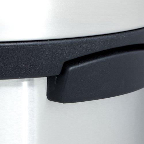 Brabantia Matte Steel Touch Bin 50L