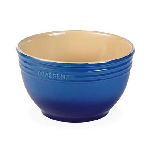 Chasseur Mixing Bowl 24cm - 3.5L Blue