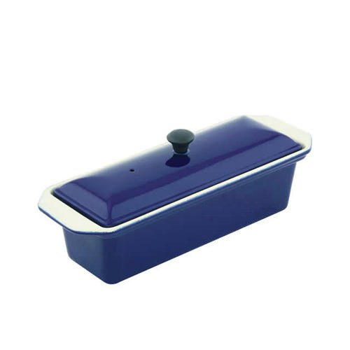Chasseur Terrine 28cm French Blue